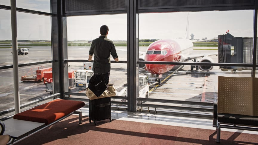 Norwegian carried almost 3.5 million passengers inMay