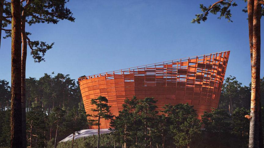 Just nu pågår upphandling av Örebros nya vattenreservoar Lyra.  Foto: Lars Anfinset, Ett Ark Arkitektur.
