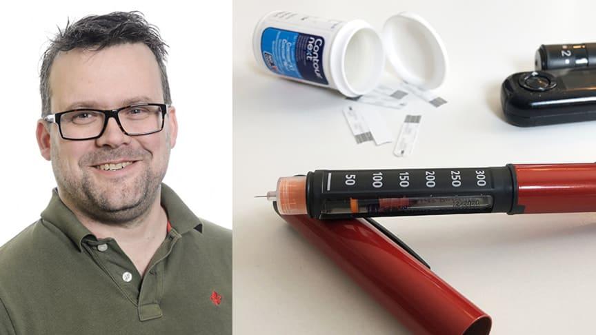 Markus Lundgren, överläkare på Centralsjukhuset i Kristianstad och forskare vid Lunds universitet är ansvarig för IMPACT-studien.