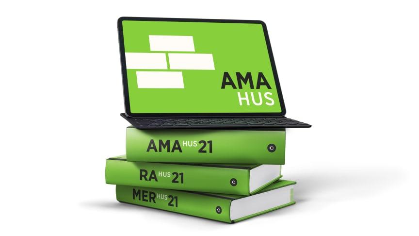 AMA Hus 21 – nu till försäljning