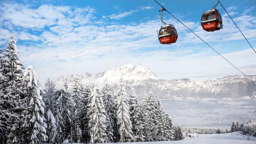 SkiStar storsatsar på Skandinavien: Avyttrar ägandet i St. Johann in Tirol