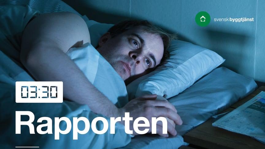 Ny rapport om unga samhällsbyggare: Oro för jobbet stör nattsömnen för åtta av tio