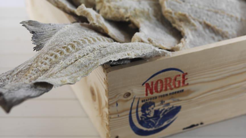 Sterk august for torskeeksporten
