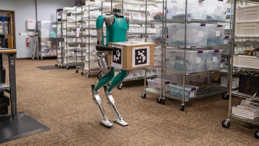Ford får robotter, der bringer pakken helt til døren