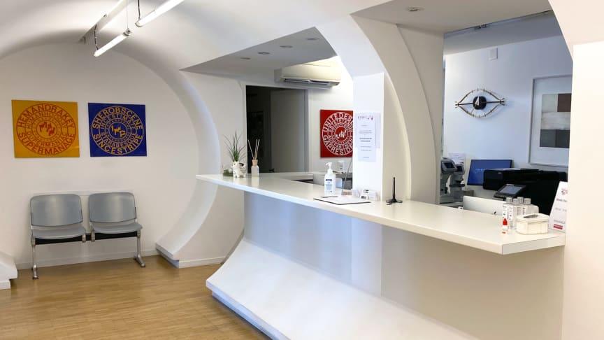 Die Augenklinik Seefeld wird Teil der Vista Augenpraxen und Kliniken