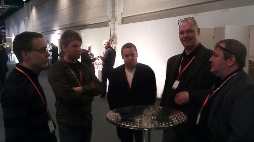 ALUMNI  nätverket NORDIT träffades i Helsingfors