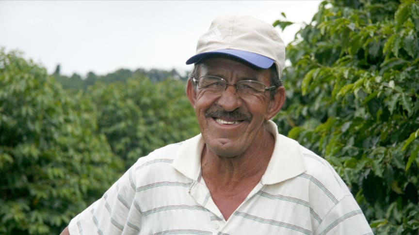 Small-scale coffee farmers increased their production
