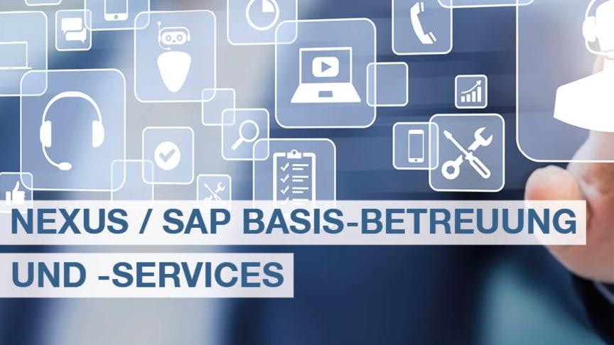 SAP-Basis-Betrieb von NEXUS / ENTERPRISE SOLUTIONS. Bild: Shutterstock