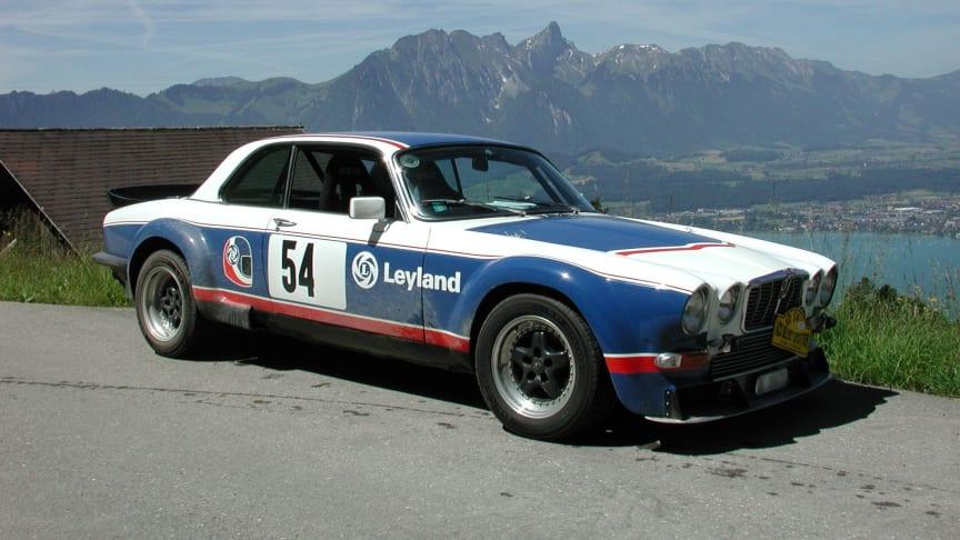Jaguar XJC Broadspeed road car, Baujahr 1975 (Foto: René Grossenbacher)