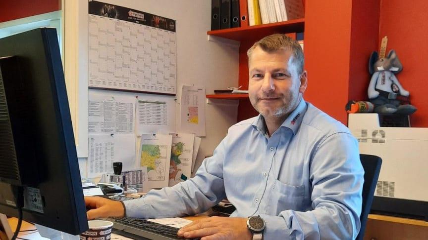 Ole Flibo er pr. 1. september 2021 udnævnt til direktør for Bygma Nykøbing F