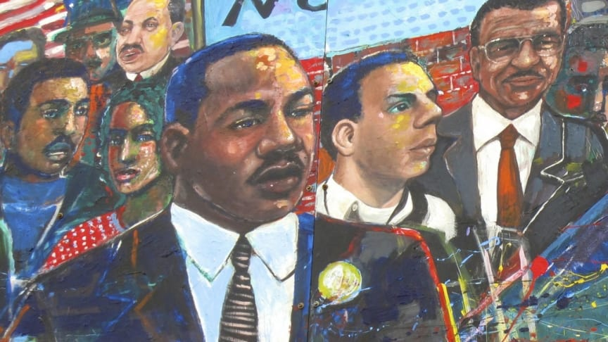 EXPERT COMMENT: Why Martin Luther King's trip to Tyneside still matters 50 years on