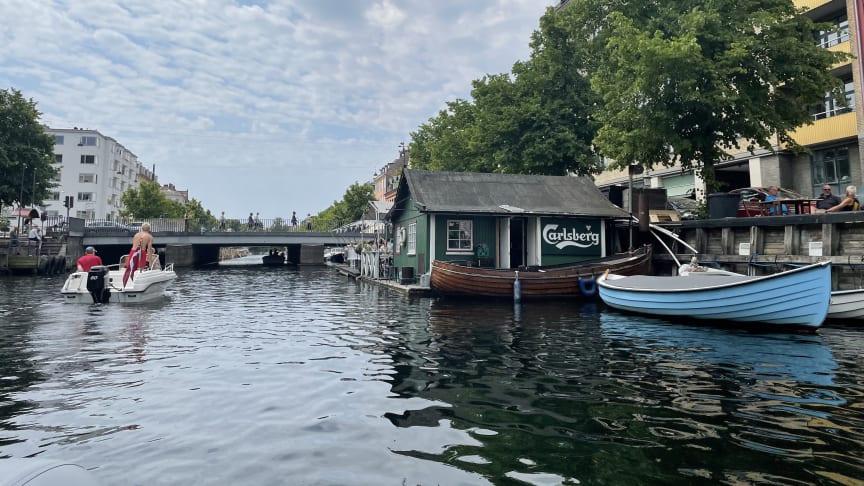 En dag i Københavns Havn