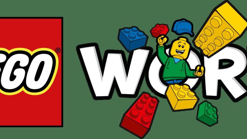 Premiär för LEGO® World i Sverige på höstlovet!
