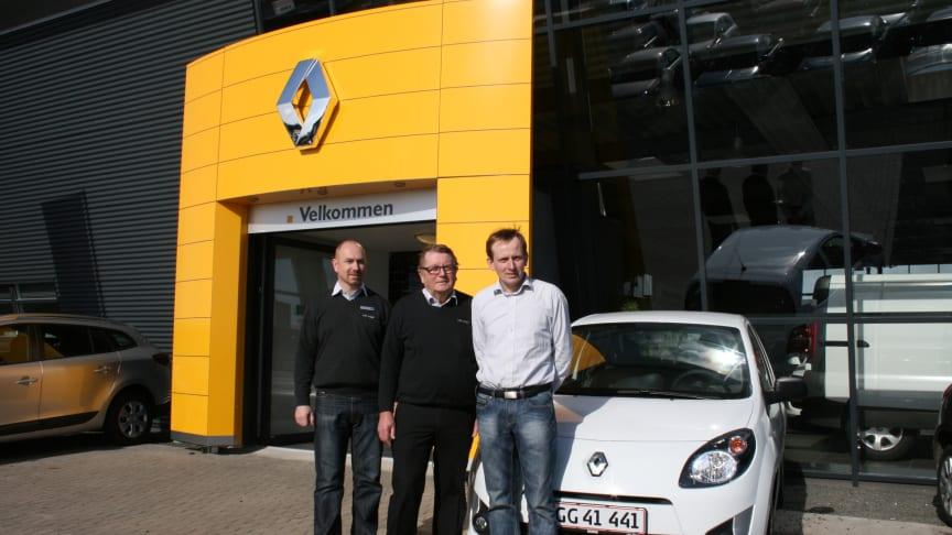 Renault - nu i Hobro Edition