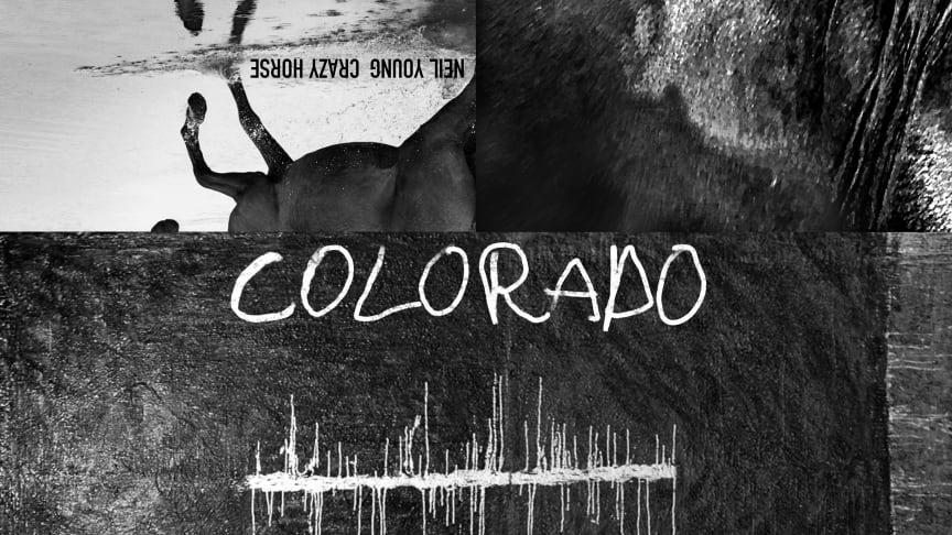 Neil Young - Colorado (artwork)