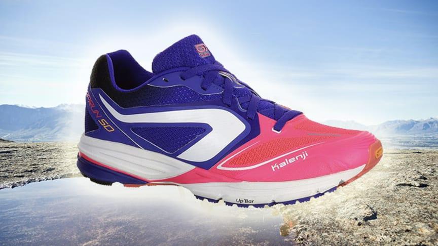 Decathlon bra budgetalternativ när Wellness testar skor