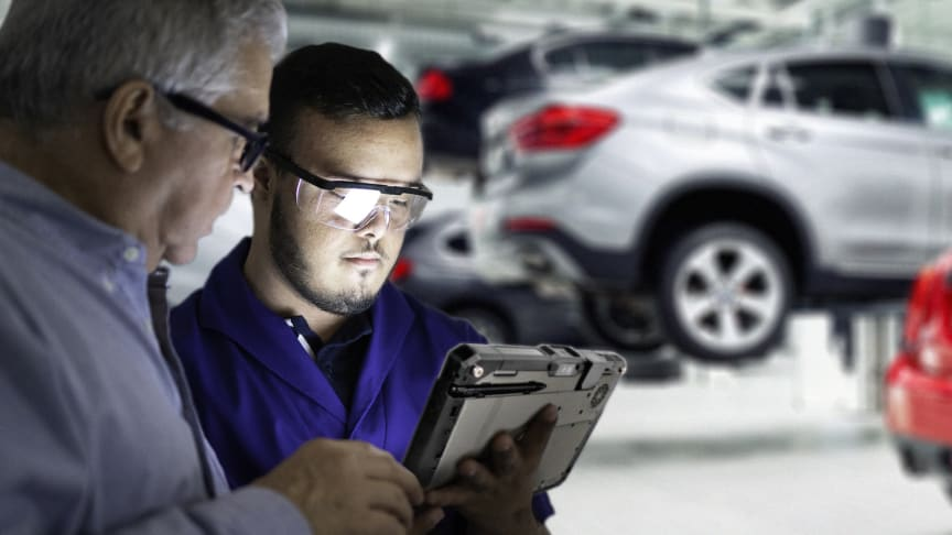 Robuste Getac-Computer erobern die Automobilindustrie