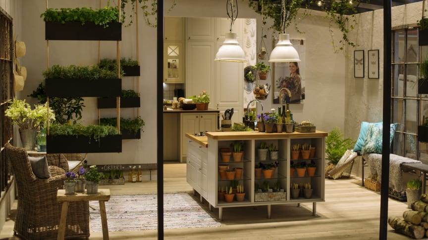 Stockholm Furniture Fair 2015   Plantera blommor, Vackra