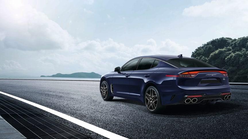 Stinger sætter stadig standarden for KIA mærket næsten et årti efter afsløringen af KIA GT Concept i 2011