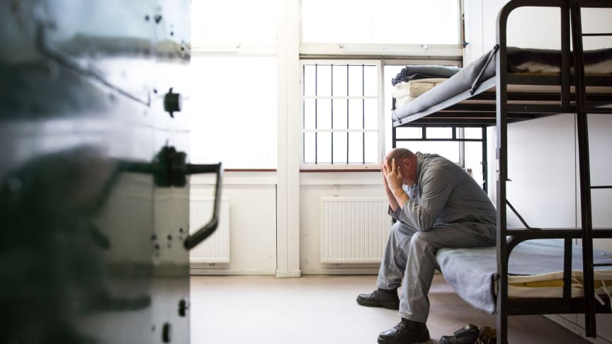Insomniac prisoners sleeping better after one-hour therapy session