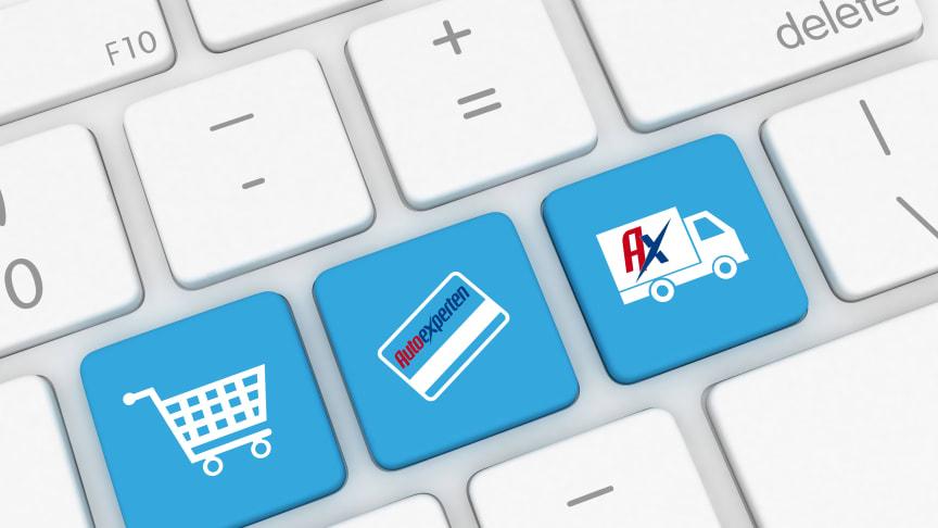 Autoexpertens e-handel ökade omsättningen med 463 procent