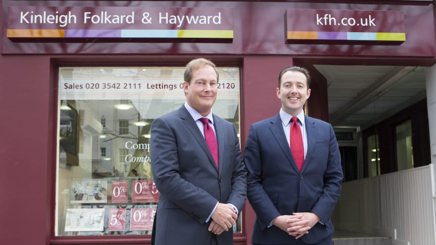 KFH expands its presence in London