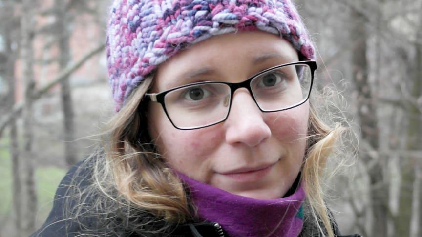 Marie Sundberg - porträtt