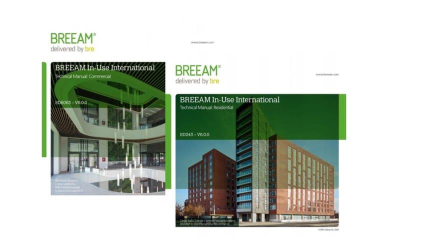 BREEAM In-Use er et miljøsertifiseringssystem for eksisterende bygg. Skjermdump: BRE.