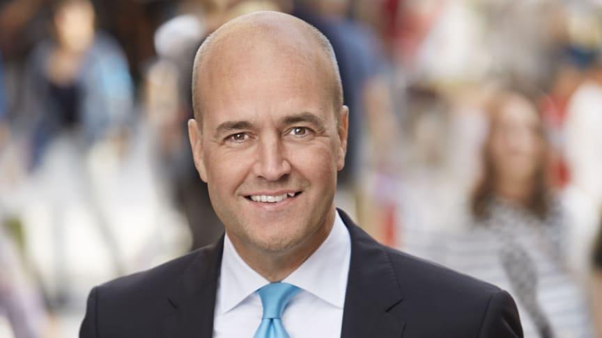 Fredrik Reinfeldt på Upphandlingsdagarna 2017
