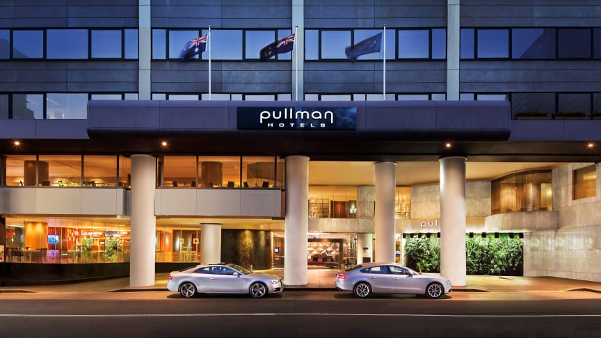 Pullman Hyde Park Sydney