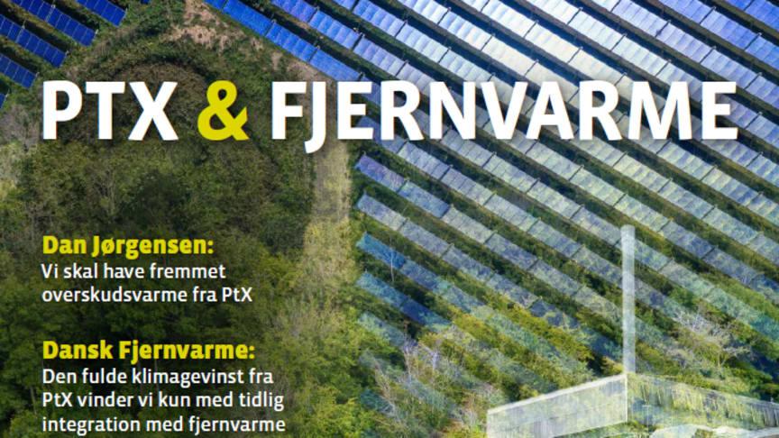 Sektorkobling med fjernvarmen styrker dansk PtX-satsning