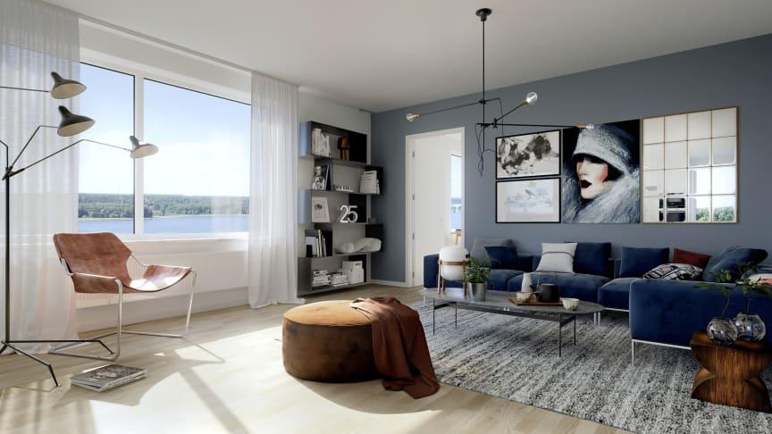 I rapporten Stockholms bostadsrättsbarometer 2019 har HSB sammanställt ekonomiska nyckeltal från närmare 500 bostadsrättsföreningar.