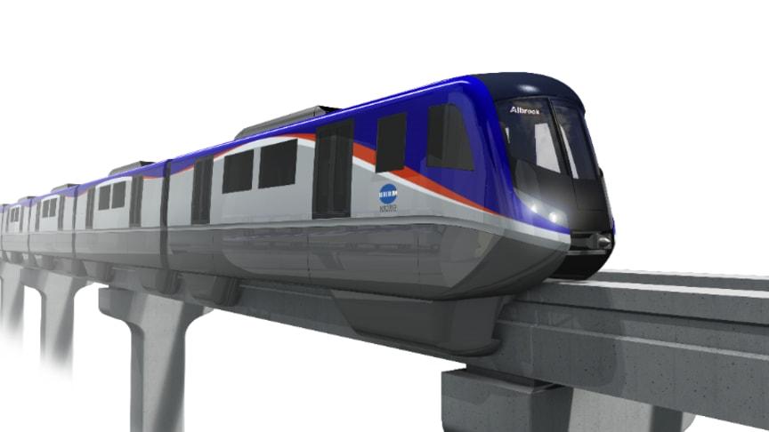 日立と三菱商事が韓国企業連合体とパナマメトロ3号線へのモノレールシステム納入に関するサブコントラクター契約を締結
