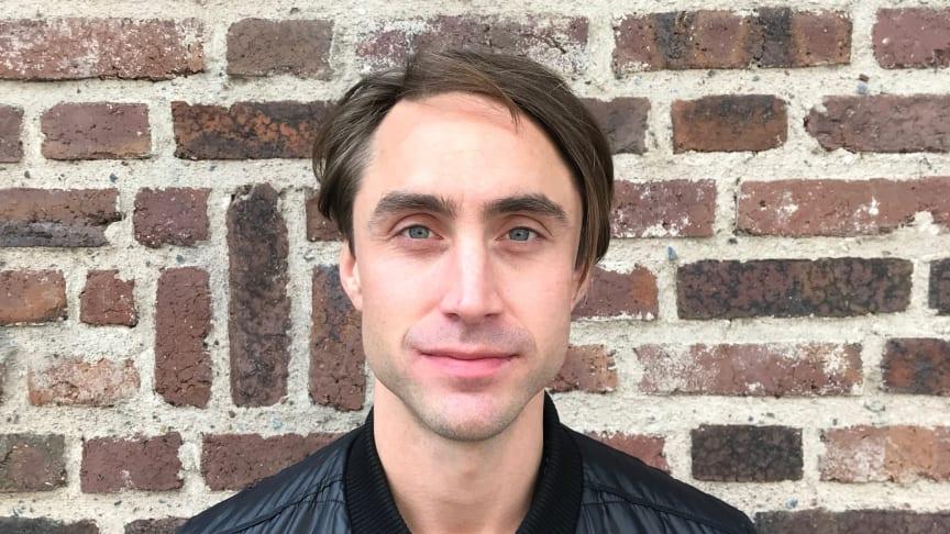 Andreas Dahlgren Öman, produktionschef på Arcona