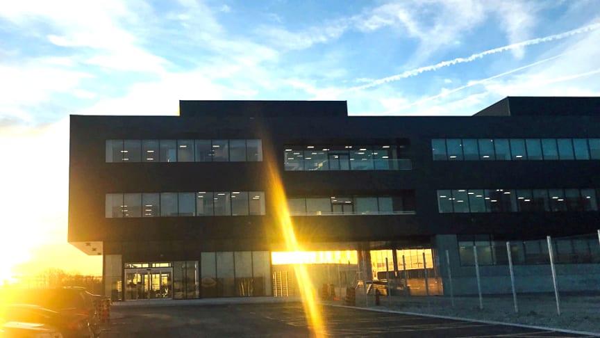 DSV Canada Head Office in Milton (Toronto), Ontario