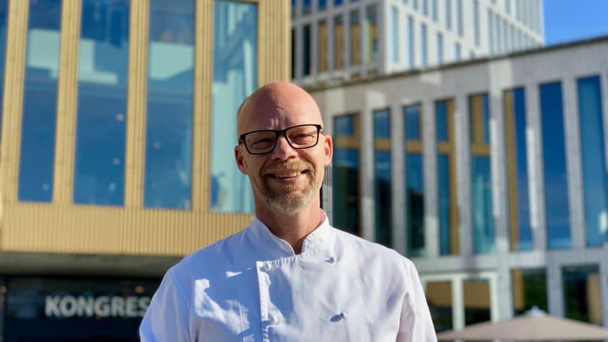 Peder Åblom, ny Executive Chef till Clarion Malmö Live