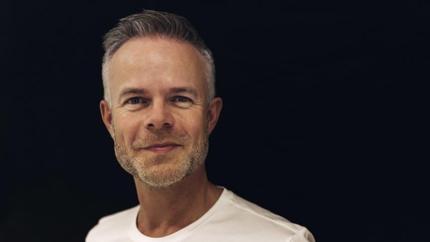 Tore Renberg vil utgi sine neste bøker hos Cappelen Damm. Foto: Tommy Ellingsen