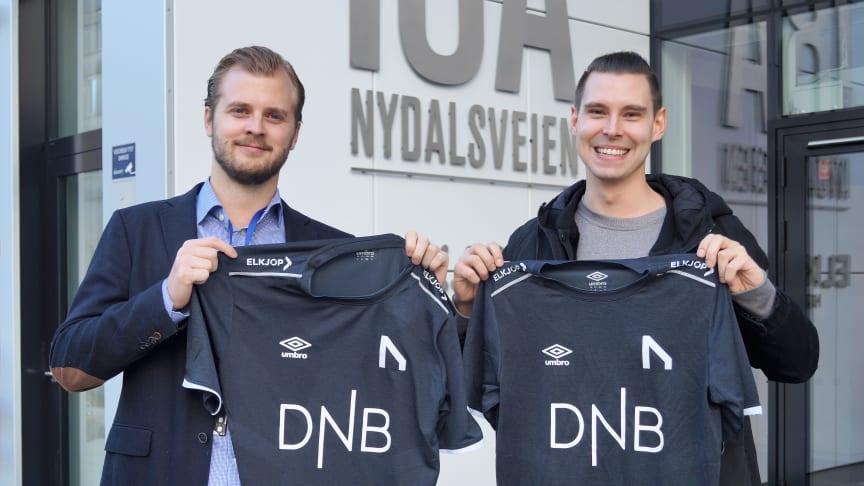 Elkjøp Norge gleder seg over den ferske samarbeidsavtalen med E-sportlaget Nordavind. Foto: Madeleine Schøyen Bergly