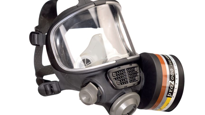Helmask M98 från Scott Safety