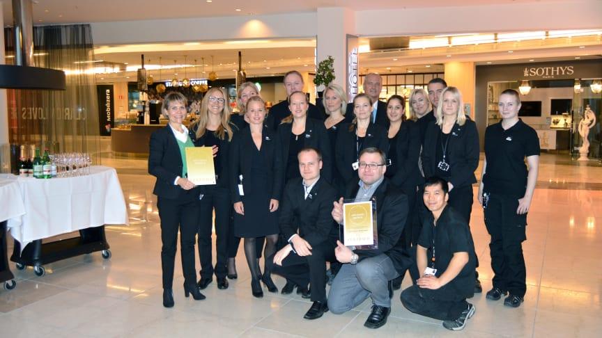 Safehotels säkerhetscertifierar Clarion Hotel Arlanda Airport