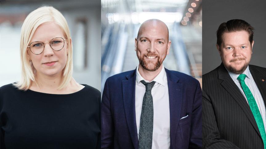 Karin Ernlund omvald till distriktsordförande