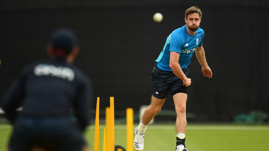 England all-rounder Chris Woakes (Getty Images)