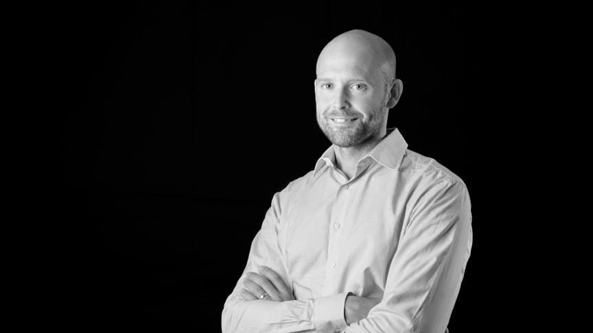 Alexander Björneheim, VD Eyevinn Technology