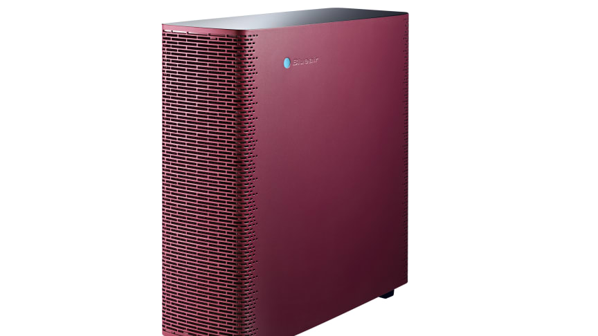 Blueair Launches Sense+, World's First Available Wi-Fi Enabled Air Purification System