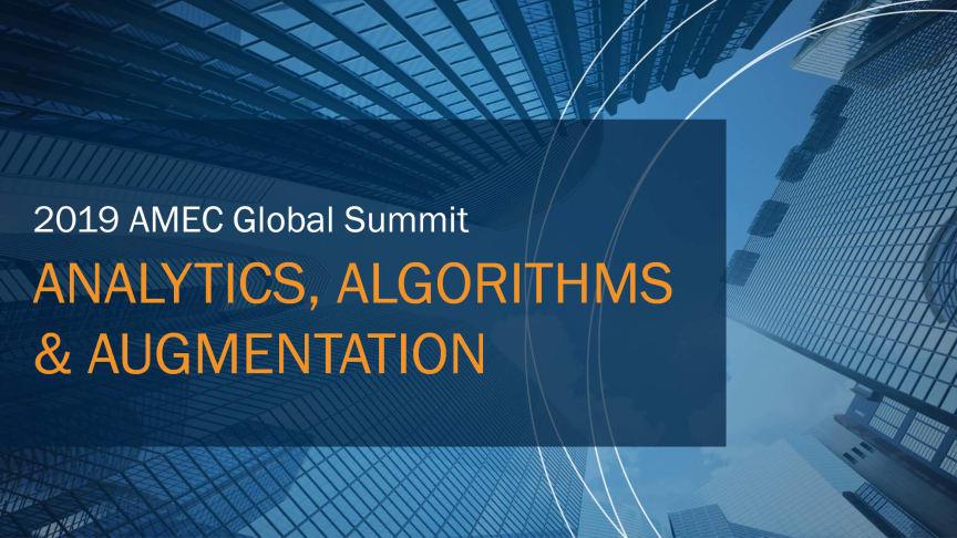 Amec Global Summit Prag