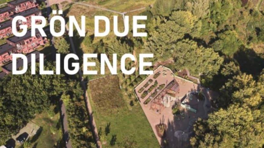 Grön Due Diligence räddar naturvärden och minskar affärsrisken vid exploatering