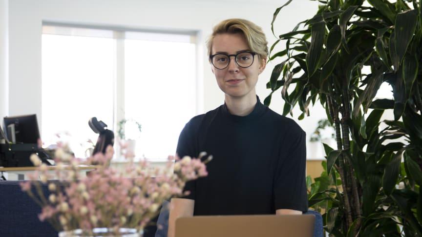 Paulina Nordling. Foto: AddMobile AB.