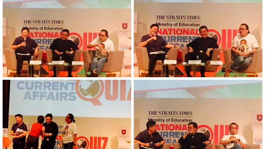 """EVORICH Managing Director Inspires Students and Viewers in The Straits Times' """"Samsengs Turned Towkays"""" Panel Discussion"""