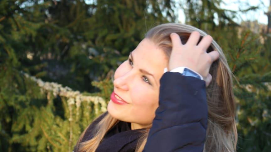 Taekwondo-urheilija Jenna Partanen