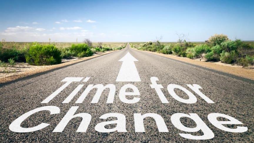 Vi vet ingenting om framtiden, bara att den kommer vara annorlunda än idag.